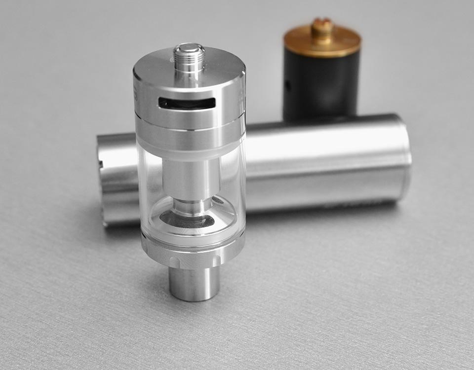 Resistances d e-cigarettes