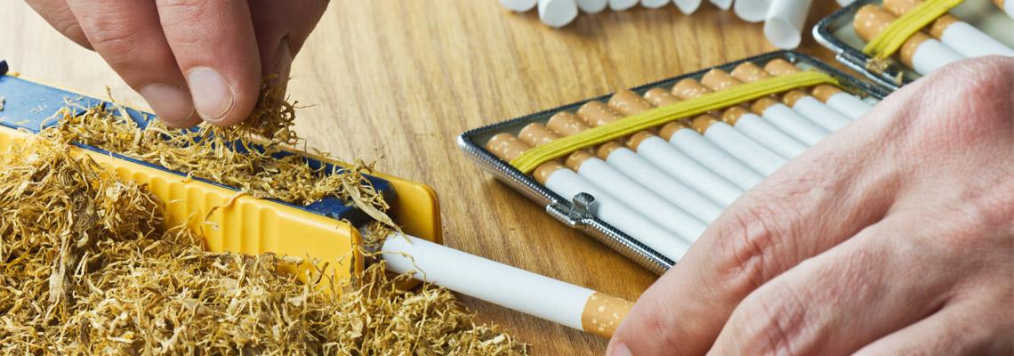 Comment fabriquer soi-même ses cigarettes